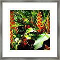 Jungle Fever Framed Print