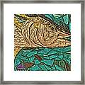 Just A Fish Framed Print