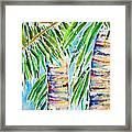 Kaimana Beach Framed Print