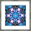 Kaleidoscope 1 Framed Print