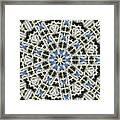 Kaleidoscope 78 Framed Print