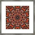 Kaleidoscope 85 Framed Print