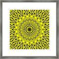 Kaleidoscope 957 Framed Print