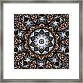 Kaleidoscope 99 Framed Print