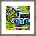 Key Largo Framed Print