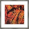 Kilaeua Framed Print