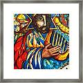 King David Framed Print
