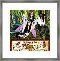 Kingdoms Of Magic Fairy Poster Framed Print