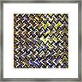 L T Z Abstract Framed Print
