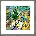 La Provence 16 Framed Print