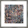 Labyrinth Of Sorrows Framed Print