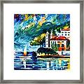 Lake Como Italy Framed Print