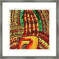 Offering, Lao Collection Framed Print