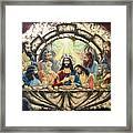 Lasy Supper Framed Print by Iosif Ioan Chezan