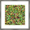 Leaf Riot - Framed Print