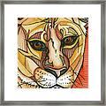 Let The Lioness Arise Framed Print