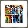 Life After Dark Framed Print