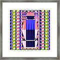 Lighting Illusions Fineart By Navinjoshi At Fineartamerica.com  Pleated Skirts Fabric Pattern And Te Framed Print