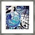 Little Glass Pandas 30 Framed Print
