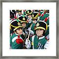Little Soldiers Vi Framed Print