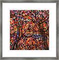 Living Forest Framed Print