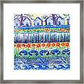 Living In The Low Country Framed Print