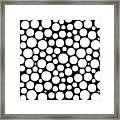Lots Of Bubbles 1 Case Framed Print