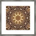 Kaleidoscope 86 Framed Print
