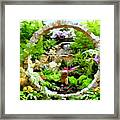 Luxury Landscape Framed Print