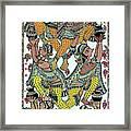 Makhanchor Framed Print