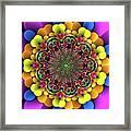 Mandala 46756767856 Framed Print