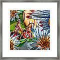 Mardi Gras - New Orleans 3 Framed Print