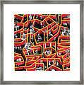 Maze Framed Print