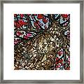 Me And You Tree Framed Print