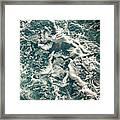 Mediterranean Sea Art 55 Framed Print