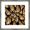 Meeting Of The Butterfly  Framed Print