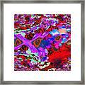 Melted Together  Framed Print
