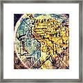 Mental Construction Framed Print
