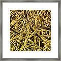Metallurgy Framed Print