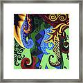 Metaphysical Fauna Framed Print