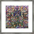 Metropolis Ix  Framed Print