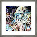 Mexican Fireworks Framed Print