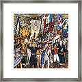 Mexico: 1810 Revolution Framed Print