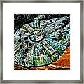 Millenium Falcon Framed Print