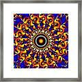 Miracles In Motion Framed Print