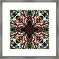 Mix Edit Framed Print