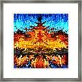 Modern Composition 11 Framed Print