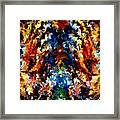 Modern Composition 13 Framed Print