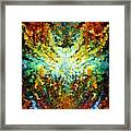 Modern Composition 16 Framed Print