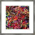 Modern Composition 34 Framed Print
